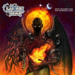 Cloven Hoof - Who Mourns For The Morning Star album artwork, Cloven Hoof - Who Mourns For The Morning Star album cover, Cloven Hoof - Who Mourns For The Morning Star cover artwork, Cloven Hoof - Who Mourns For The Morning Star cd cover