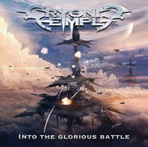 Cryonic Temple - Into The Glorious Battle album artwork, Cryonic Temple - Into The Glorious Battle album cover, Cryonic Temple - Into The Glorious Battle cover artwork, Cryonic Temple - Into The Glorious Battle cd cover