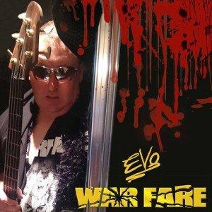 EVO - Warfare album artwork, EVO - Warfare album cover, EVO - Warfare cover artwork, EVO - Warfare cd cover