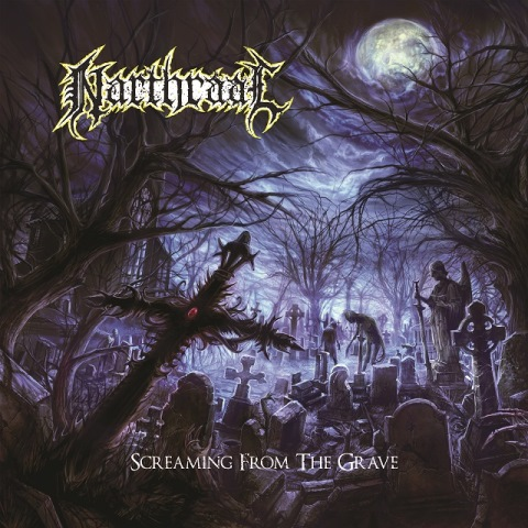 Narthraal - Screaming From The Grave album artwork, Narthraal - Screaming From The Grave album cover, Narthraal - Screaming From The Grave cover artwork, Narthraal - Screaming From The Grave cd cover