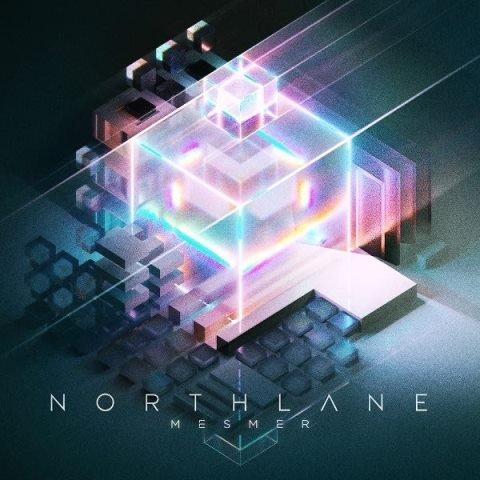 Northlane - Mesmer album artwork, Northlane - Mesmer album cover, Northlane - Mesmer cover artwork, Northlane - Mesmer cd cover