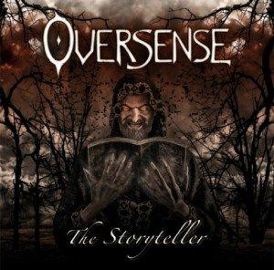 OVERSENSE - THE STORYTELLER album artwork, OVERSENSE - THE STORYTELLER album cover, OVERSENSE - THE STORYTELLER cover artwork, OVERSENSE - THE STORYTELLER cd cover