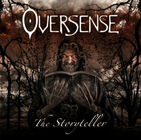 OVERSENSE - THE STORYTELLER album artwork, OVERSENSE - THE STORYTELLER album cover, OVERSENSE - THE STORYTELLER cover artwork, OVERSENSE - THE STORYTELLER cd cover
