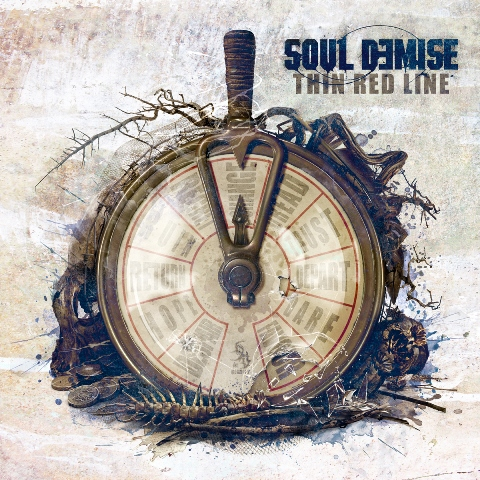 Soul Demise - Thin Red Line album artwork, Soul Demise - Thin Red Line album cover, Soul Demise - Thin Red Line cover artwork, Soul Demise - Thin Red Line cd cover