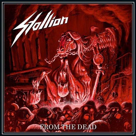 Stallion - From The Dead album artwork, Stallion - From The Dead album cover, Stallion - From The Dead cover artwork, Stallion - From The Dead cd cover