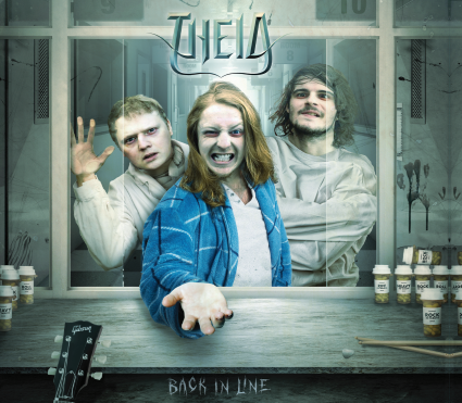 THEIA - Back In Line album artwork, THEIA - Back In Line album cover, THEIA - Back In Line cover artwork, THEIA - Back In Line cd cover