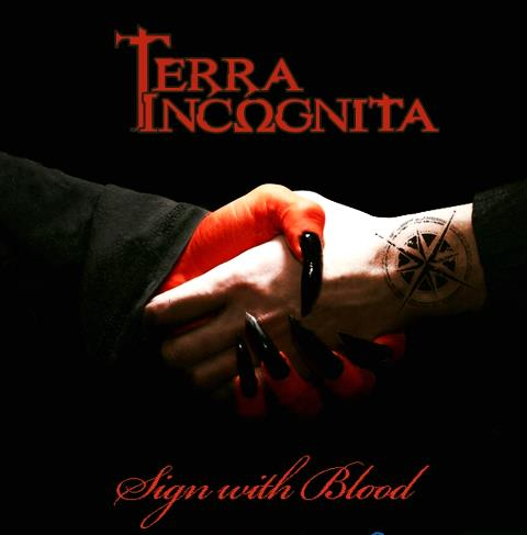 Terra Incognita - Sign With Blood album artwork, Terra Incognita - Sign With Blood album cover, Terra Incognita - Sign With Blood cover artwork, Terra Incognita - Sign With Blood cd cover