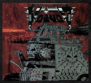 Voivod - Rrroooaaarrr album artwork, Voivod - Rrroooaaarrr album cover, Voivod - Rrroooaaarrr cover artwork, Voivod - Rrroooaaarrr cd cover