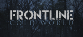 FRONTLINE - Cold World album artwork, FRONTLINE - Cold World album cover, FRONTLINE - Cold World cover artwork, FRONTLINE - Cold World cd cover