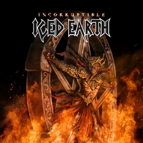 Iced Earth - Incorruptible album artwork, Iced Earth - Incorruptible album cover, Iced Earth - Incorruptible cover artwork, Iced Earth - Incorruptible cd cover