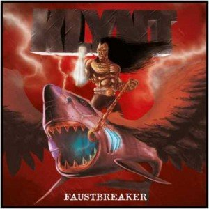 Klynt - Faustbreaker album artwork, Klynt - Faustbreaker album cover, Klynt - Faustbreaker cover artwork, Klynt - Faustbreaker cd cover
