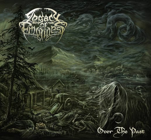 Legacy Of Emptiness - Over The Past album artwork, Legacy Of Emptiness - Over The Past album cover, Legacy Of Emptiness - Over The Past cover artwork, Legacy Of Emptiness - Over The Past cd cover