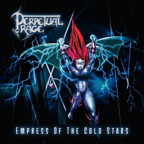 Perpetual Rage - Empress Of The Cold Stars album artwork, Perpetual Rage - Empress Of The Cold Stars album cover, Perpetual Rage - Empress Of The Cold Stars cover artwork, Perpetual Rage - Empress Of The Cold Stars cd cover