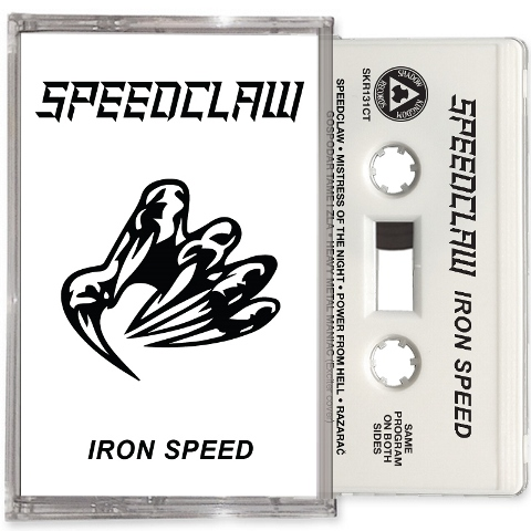 Speedclaw - Iron Speed album artwork, Speedclaw - Iron Speed album cover, Speedclaw - Iron Speed cover artwork, Speedclaw - Iron Speed cd cover