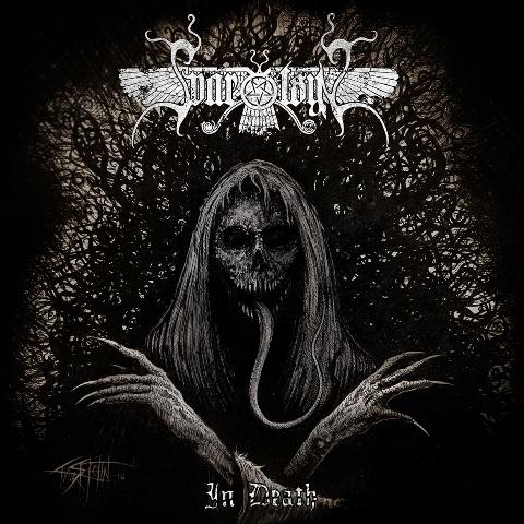 svartsyn - in death album artwork, svartsyn - in death album cover, svartsyn - in death cover artwork, svartsyn - in death cd cover
