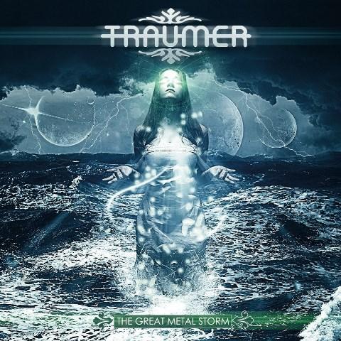 Traumer - The Great Metal Storm album artwork, Traumer - The Great Metal Storm album cover, Traumer - The Great Metal Storm cover artwork, Traumer - The Great Metal Storm cd cover