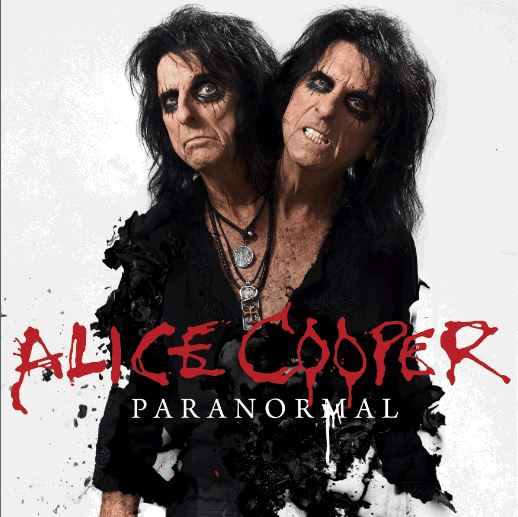 Alice Cooper - Paranormal album artwork, Alice Cooper - Paranormal album cover, Alice Cooper - Paranormal cover artwork, Alice Cooper - Paranormal cd cover