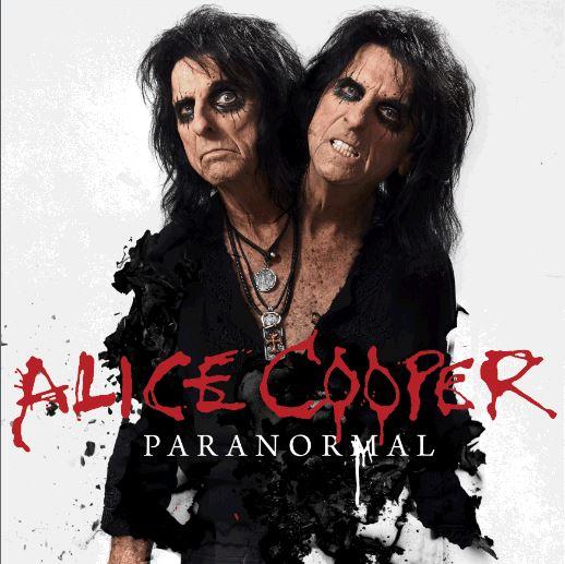 Alice Cooper - Paranormal album artwork, Alice Cooper - Paranormal album cover, Alice Cooper - Paranormal cover artwork, Alice Cooper - Paranormal cd cover