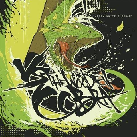 Angry White Elephant – Vs. the Wooden Cobra album artwork, Angry White Elephant – Vs. the Wooden Cobra album cover, Angry White Elephant – Vs. the Wooden Cobra cover artwork, Angry White Elephant – Vs. the Wooden Cobra cd cover