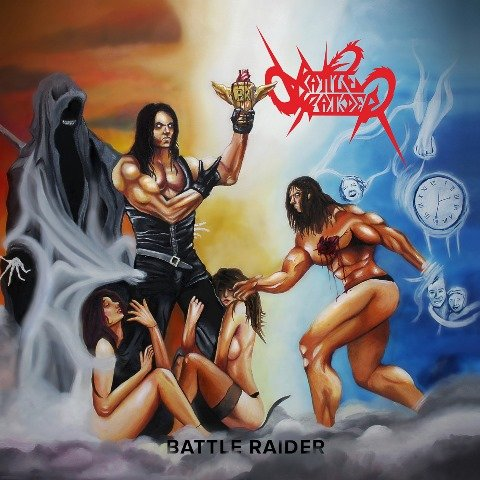 Battle Raider - Battle Raider album artwork, Battle Raider - Battle Raider album cover, Battle Raider - Battle Raider cover artwork, Battle Raider - Battle Raider cd cover