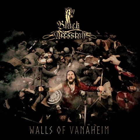 Black Messiah - Walls Of Vanaheim album artwork, Black Messiah - Walls Of Vanaheim album cover, Black Messiah - Walls Of Vanaheim cover artwork, Black Messiah - Walls Of Vanaheim cd cover