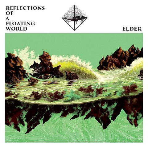 ELDER - Reflections of a Floating World album artwork, ELDER - Reflections of a Floating World album cover, ELDER - Reflections of a Floating World cover artwork, ELDER - Reflections of a Floating World cd cover