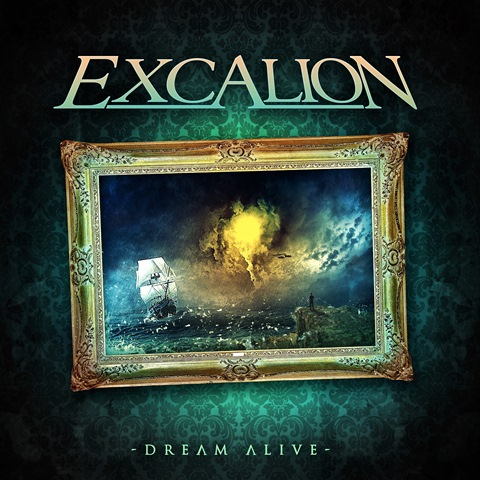 Excalion - Dream Alive album artwork, Excalion - Dream Alive album cover, Excalion - Dream Alive cover artwork, Excalion - Dream Alive cd cover