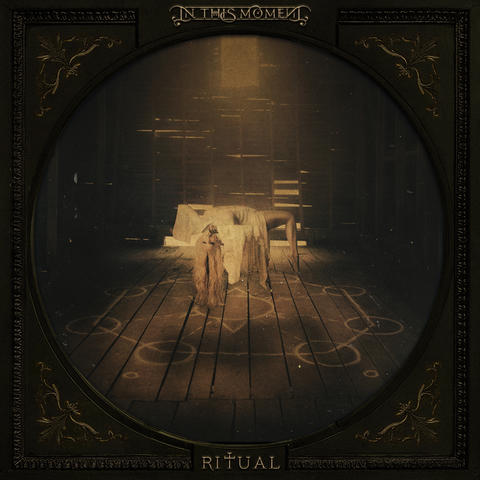 IN THIS MOMENT - Ritual album artwork, IN THIS MOMENT - Ritual album cover, IN THIS MOMENT - Ritual cover artwork, IN THIS MOMENT - Ritual cd cover