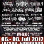 In Flamen Open Air 2017 Warm UP 06.07.17 Torgau-Entenfang