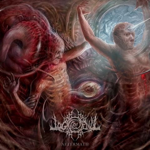 Logic of Denial - Aftermath album artwork, Logic of Denial - Aftermath album cover, Logic of Denial - Aftermath cover artwork, Logic of Denial - Aftermath cd cover