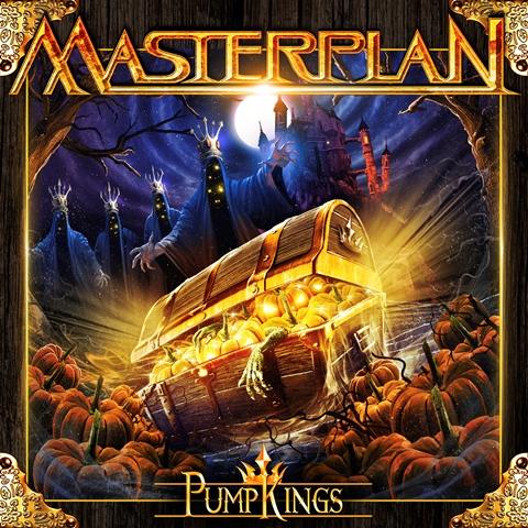 Masterplan - Pumpkings album artwork, Masterplan - Pumpkings album cover, Masterplan - Pumpkings cover artwork, Masterplan - Pumpkings cd cover