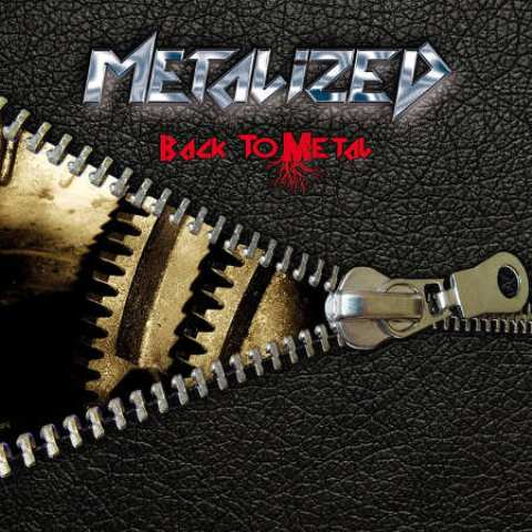 Metalized - Back to Metal album artwork, Metalized - Back to Metal album cover, Metalized - Back to Metal cover artwork, Metalized - Back to Metal cd cover