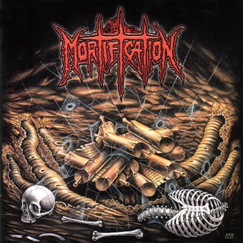 Mortification - Scrolls of the Megilloth album artwork, Mortification - Scrolls of the Megilloth album cover, Mortification - Scrolls of the Megilloth cover artwork, Mortification - Scrolls of the Megilloth cd cover