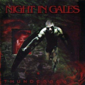 Night In Gales - Thunderbeast album artwork, Night In Gales - Thunderbeast album cover, Night In Gales - Thunderbeast cover artwork, Night In Gales - Thunderbeast cd cover