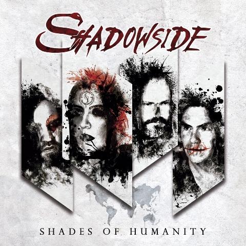 Shadowside - Shades of Humanity album artwork, Shadowside - Shades of Humanity album cover, Shadowside - Shades of Humanity cover artwork, Shadowside - Shades of Humanity cd cover