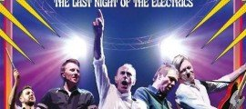 Status Quo - Last Night Of The Electrics album artwork, Status Quo - Last Night Of The Electrics album cover, Status Quo - Last Night Of The Electrics cover artwork, Status Quo - Last Night Of The Electrics cd cover