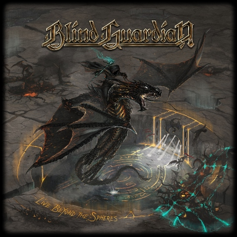 Blind Guardian - Live Beyond The Spheres album artwork, Blind Guardian - Live Beyond The Spheres album cover, Blind Guardian - Live Beyond The Spheres cover artwork, Blind Guardian - Live Beyond The Spheres cd cover