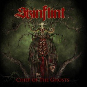 Skinflint - Chief Of The Ghosts album artwork, Skinflint - Chief Of The Ghosts album cover, Skinflint - Chief Of The Ghosts cover artwork, Skinflint - Chief Of The Ghosts cd cover