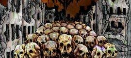 Enragement - Burned Barre Bloodstained album artwork, Enragement - Burned Barre Bloodstained album cover, Enragement - Burned Barre Bloodstained cover artwork, Enragement - Burned Barre Bloodstained cd cover