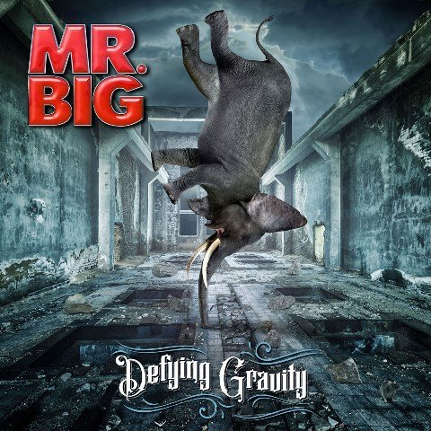 MR BIG - Defying Gravity album artwork, MR BIG - Defying Gravity album cover, MR BIG - Defying Gravity cover artwork, MR BIG - Defying Gravity cd cover
