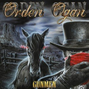 Orden Ogan - Gunmen album artwork, Orden Ogan - Gunmen album cover, Orden Ogan - Gunmen cover artwork, Orden Ogan - Gunmen cd cover