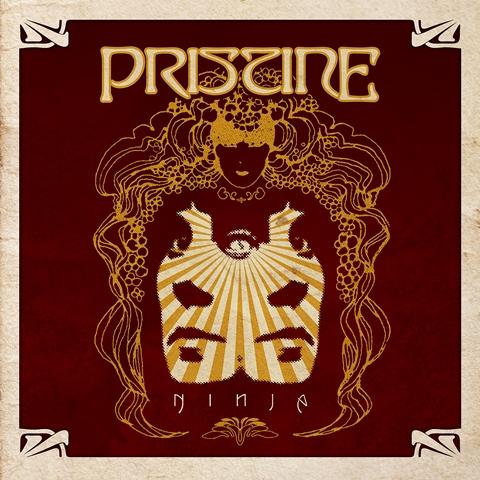 Pristine - Ninja album artwork, Pristine - Ninja album cover, Pristine - Ninja cover artwork, Pristine - Ninja cd cover