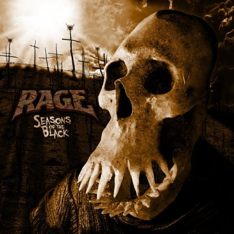 rage - seasons of the black album artwork, rage - seasons of the black album cover, rage - seasons of the black cover artwork, rage - seasons of the black cd cover