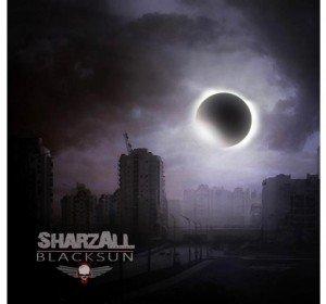 Sharzall - Black Sun album artwork, Sharzall - Black Sun album cover, Sharzall - Black Sun cover artwork, Sharzall - Black Sun cd cover