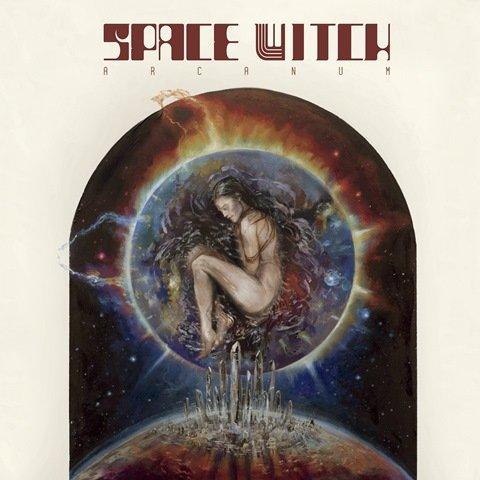 space witch - arcanum album artwork, space witch - arcanum album cover, space witch - arcanum cover artwork, space witch - arcanum cd cover