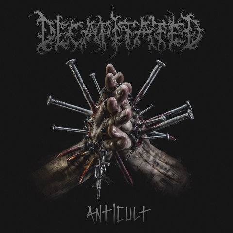 Decapitated - Anticult album artwork, Decapitated - Anticult album cover, Decapitated - Anticult cover artwork, Decapitated - Anticult cd cover