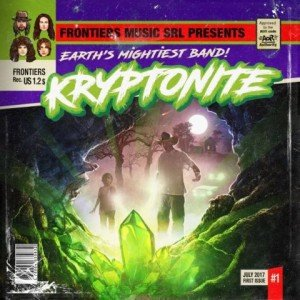 KRYPTONITE - Kryptonite album artwork, KRYPTONITE - Kryptonite album cover, KRYPTONITE - Kryptonite cover artwork, KRYPTONITE - Kryptonite cd cover