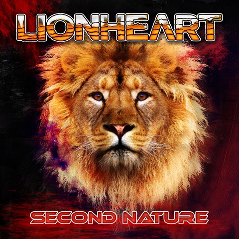 Lionheart-Second-Nature-album-artwork