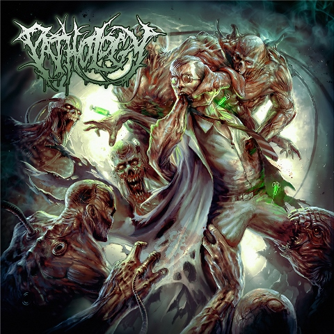 Pathology - Pathology album artwork, Pathology - Pathology album cover, Pathology - Pathology cover artwork, Pathology - Pathology cd cover