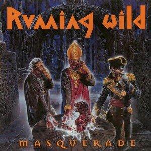 Running-Wild-Masquerade-album-artwork